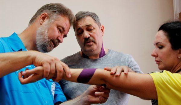 Терапевтическое тейпирование при биомеханических нарушениях ОДА