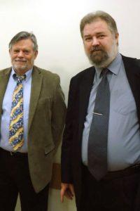 Субботин Ф. А. с Дэвидом Лифом
